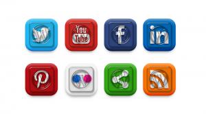 social media with wordpress