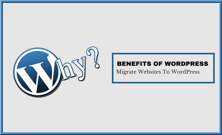 migrate websites to wordpress