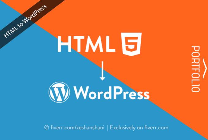 convert-html-to-wordpress