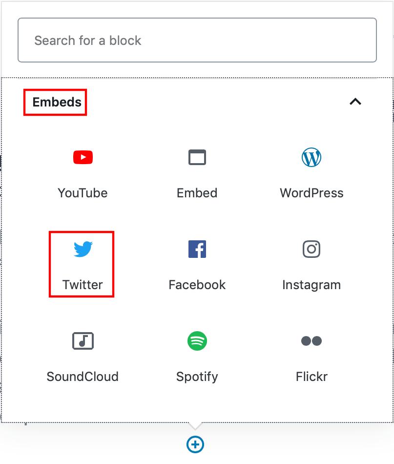 2 Simple Ways To Embed Tweets in WordPress Posts   HireWPGeeks
